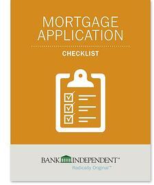 Mortgage-Application-Checklist